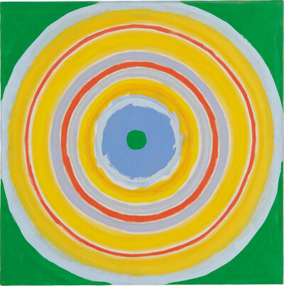 Kenneth Noland, 'Untitled', 1959