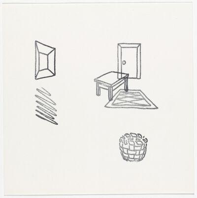 Richard Artschwager, 'Untitled', 1976