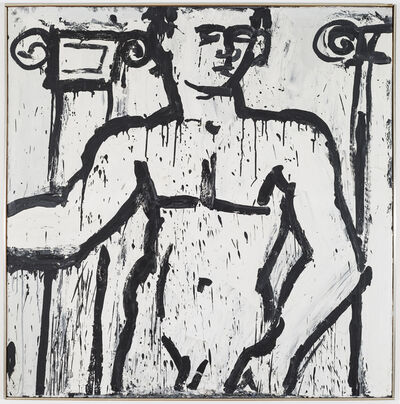 Lester Johnson, 'Classical Figure #2', 1965
