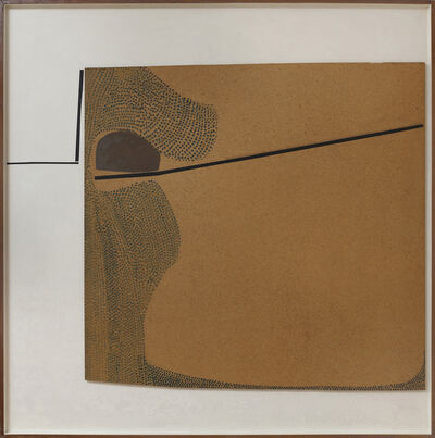 Victor Pasmore, 'Blue Development', 1965