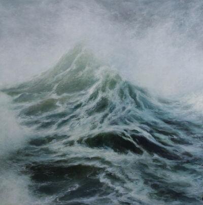 Elsa Muñoz, 'Wave Vignette', 2017