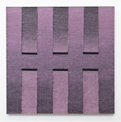 Mimi Jung, 'Pink to Black Rectangles', 2017