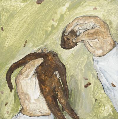 Wang Guan-Jhen, 'Pottery Doll with Broken Head', 2017