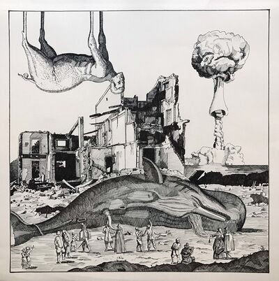 Oscar Seco, 'Dibujo 10', 2017