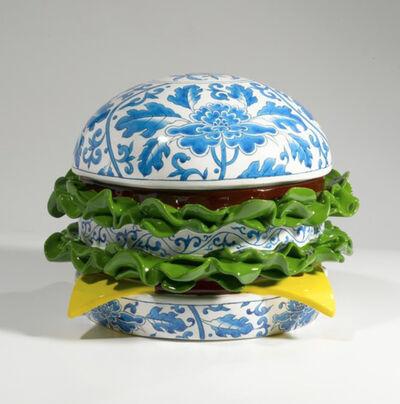Song Wei, 'Hamburger', 2017