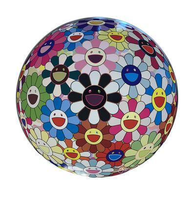 Takashi Murakami, 'Flower Ball (3-D) V', 2007