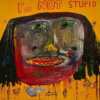 Fauzulyusri, 'I'm Not Stupid', 2014