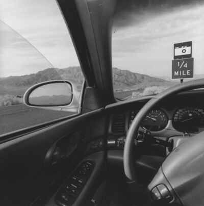 Lee Friedlander, 'Death Valley National Park', 2002