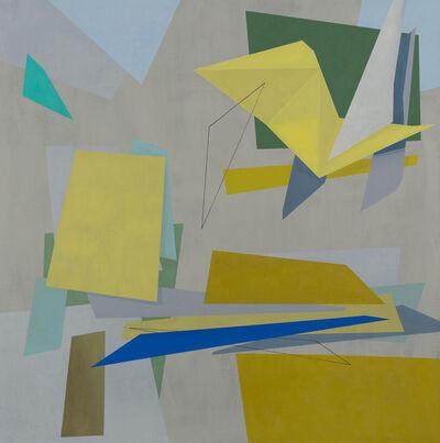 David Collins, 'Untitled Gray', 2014