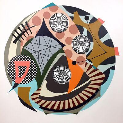 Amauri Torezan, 'Circulo III', 2017