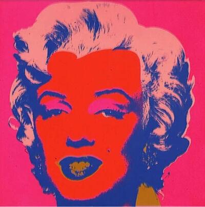 Andy Warhol, 'Marilyn F.S. II 22', 1967