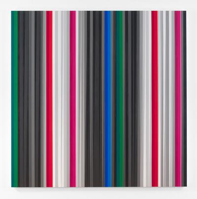 Gabriele Evertz, 'Green-Red Passage', 2014