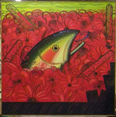 Richard Thompson, 'Rise Among Flowers III', 1995