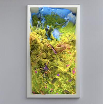 Refik Anadol, 'Quantum Memories - C', 2020