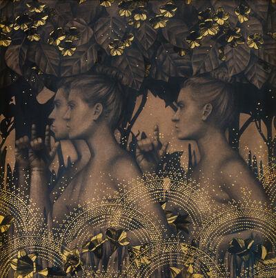 Alessandra Maria, 'Encounter in the Garden', 2019