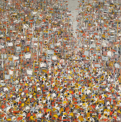 Ablade Glover, 'City Carnival ', 2014