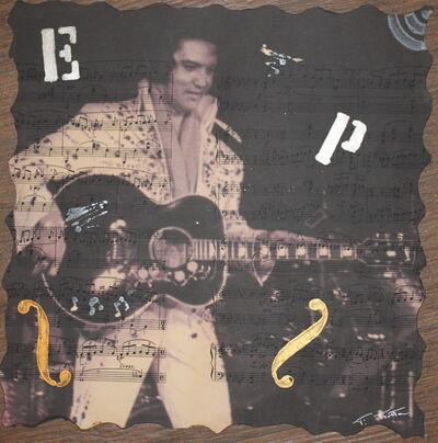 Fabrizio Trotta, 'Elvis Presley', 2008