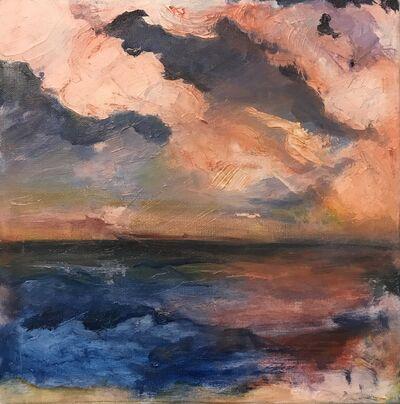 Mary Jo Lombardo, 'Cove Sunset 2', 2020