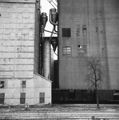 Frank Gohlke, 'Grain elevators, Minneapolis, Minnesota', 1973