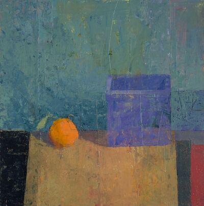 Chris Liberti, 'Tangerine Cube', 2019