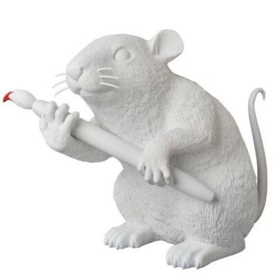 Banksy, 'Love Rat Statue', 2016