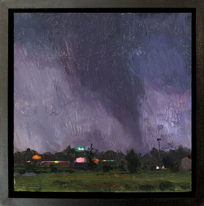 John Brosio, 'Tornado Study 3', 2018