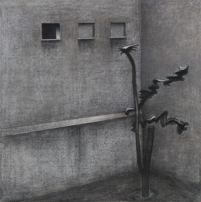 Eduard Angeli, 'Backyard', 2018