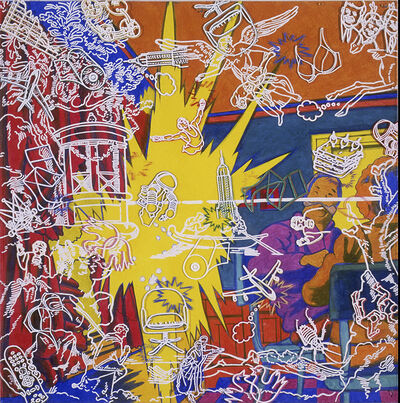 Barbara Strasen, 'Flash', 2000