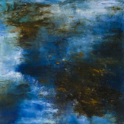 Carol Bernier, 'Bleu Marie', 2018