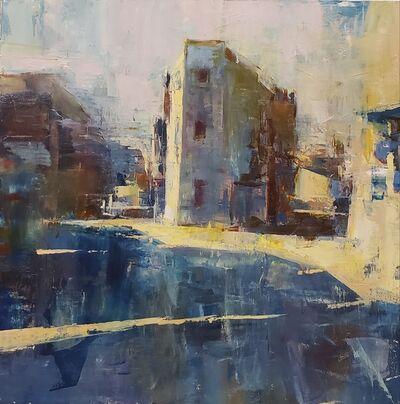 Patrick Lee (b. 1972), 'Side Street', 2021