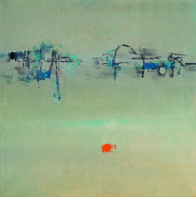 V. S. Gaitonde, 'Painting No. 1', 1952