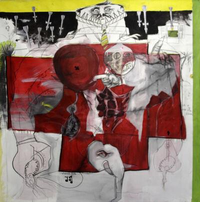 Daniel Murgel, 'I Wanna job [work with Gustavo Speridião]', 2012