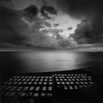 Michael Kenna, 'Spectacle, Castel Plage, Nice, France, 1996', 1996