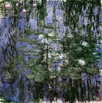 Liu Bolin, 'Tribute to Monet', 2019