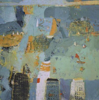 Paul Balmer, 'High Wind', 2018