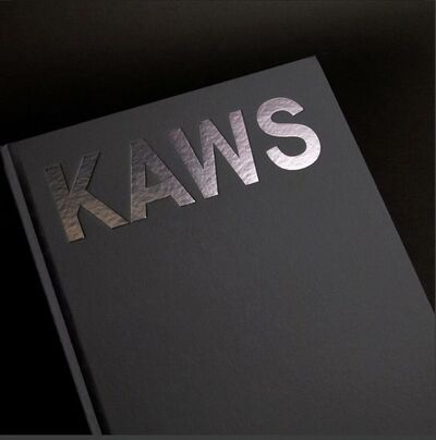 KAWS, 'Kaws Blackout Hardcover Book - Skarstedt Gallery Limited Edition', 2020