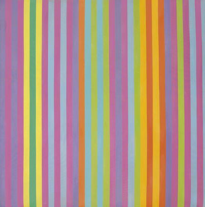 Gene Davis, 'Popsicle', 1969