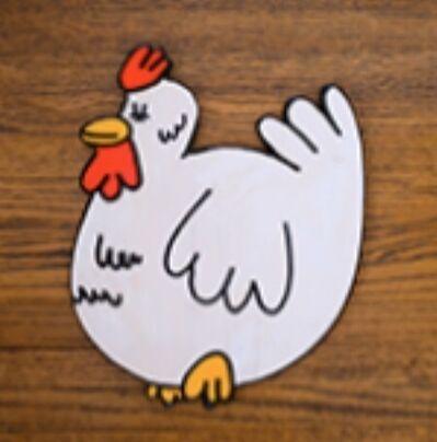 """Lacey Micallef, '""""Chicken""""', 2019"""
