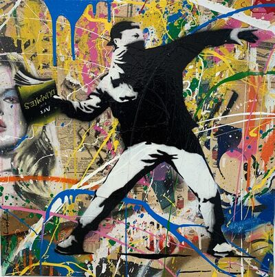 Mr. Brainwash, 'Mr. Brainwash ', 2015