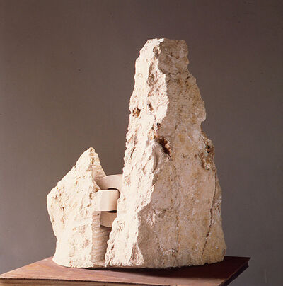 Lika Mutal, 'Sanctuary of Opposites: I am One Stone', 1992
