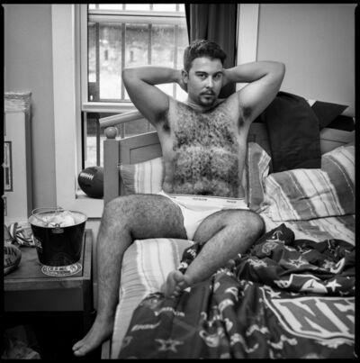 Mark Seliger, 'Tony Zosherafatain, New York, NY', 2015