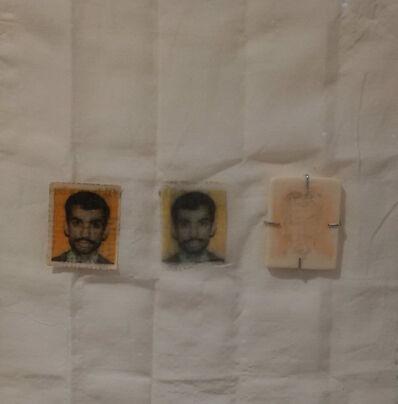 Jesse Krimes, 'Terror Card III', 2009