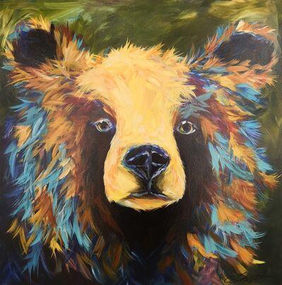 LINDA ISRAEL, 'Bear Fur', 2019