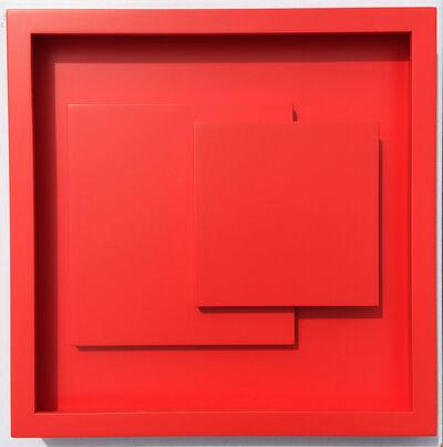 Geneviève Claisse, 'ADN rouge', 1972-2016