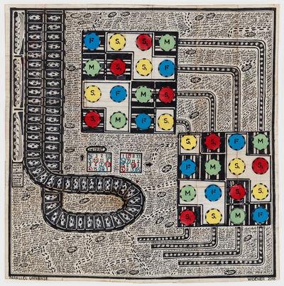 George Widener, 'Magic Circles', 2018