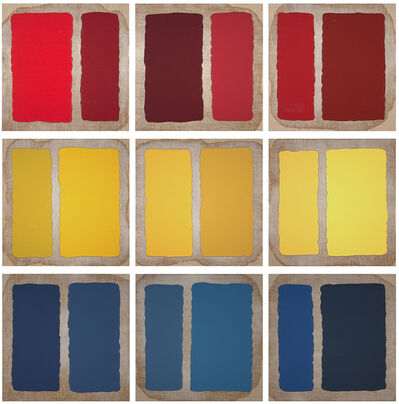 Laura Hapka, 'Red States, Blue States, I Can't Believe It's Not Butter', 2020