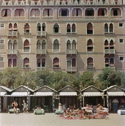 Slim Aarons, 'Hotel Excelsior', 1957