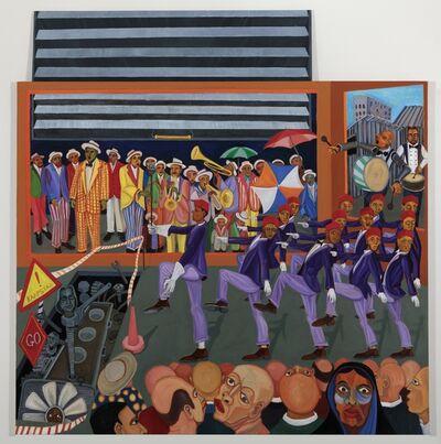 Richard Mudariki, 'Kaapstadt', 2018