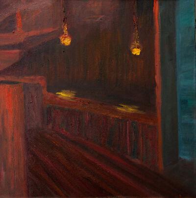 Paul Wallington, 'The Red Room', 2021