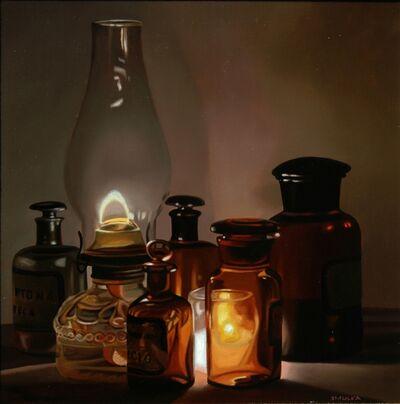 Steve Smulka, 'Candle Study'
